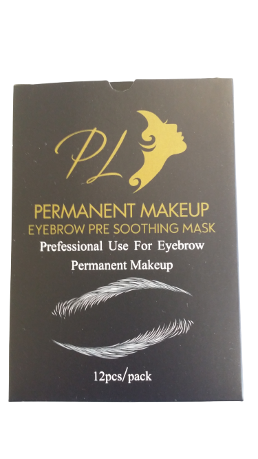 0012 PL Mask for Brows (10 packs) $35