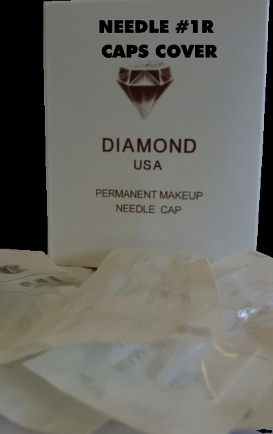 0016 Needle Cover #1R (Box of 50pcs) $20