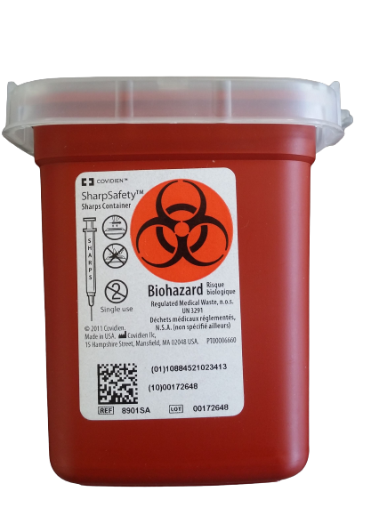 Biowaste Container $8.00